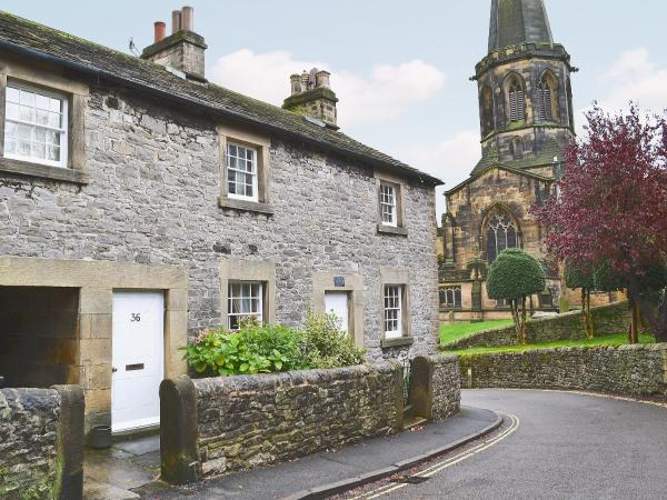 Corner Cottage in Bakewell, Derbyshire, England