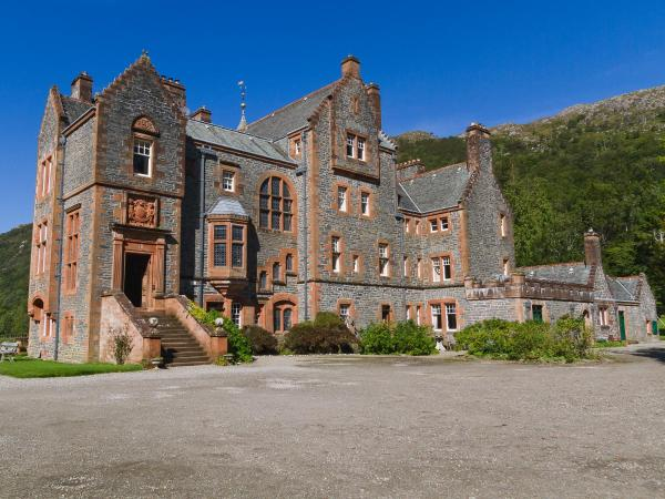 Kinlochmoidart House in Acharacle, Highland, Scotland