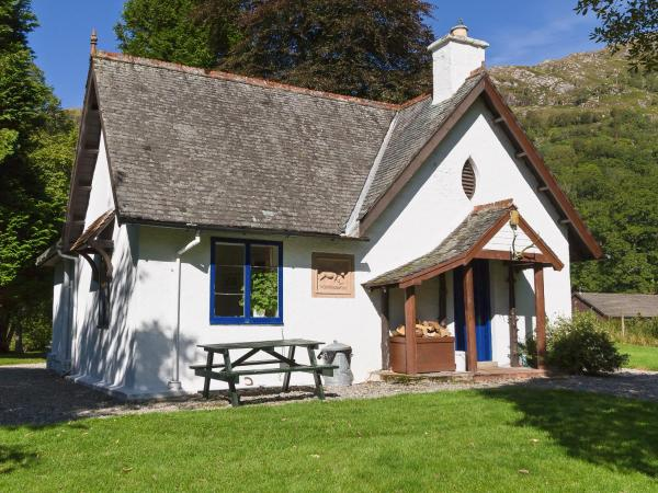 The Dairy House in Acharacle, Highland, Scotland