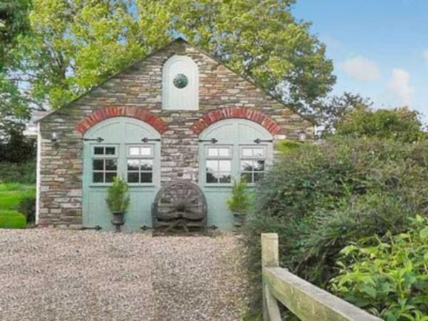 Heligan Cottage in Mevagissey, Cornwall, England