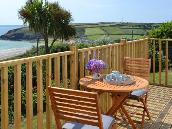 Sea Breeze in Saint Hilary, Cornwall, England