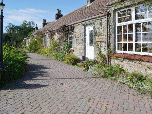Gordons Hall Cottage in Anstruther, Fife, Scotland