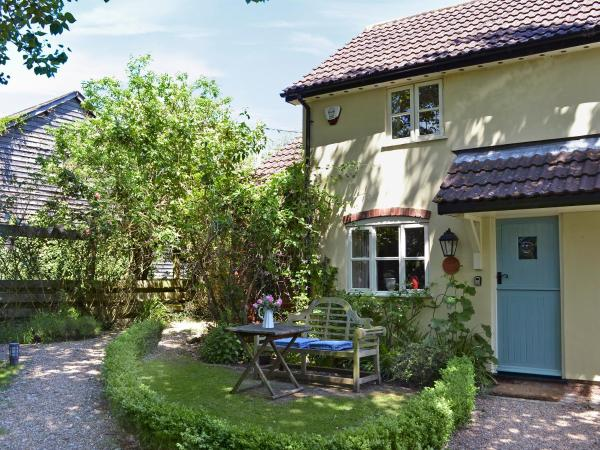 Chaff Cottage in Needham Market, Suffolk, England