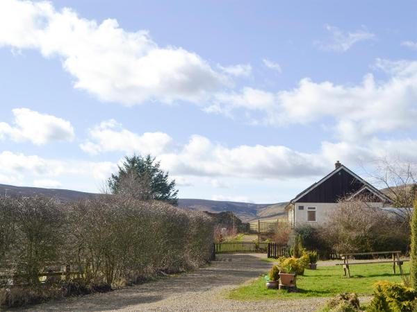 Rowan Cottage in Catcleugh, Northumberland, England