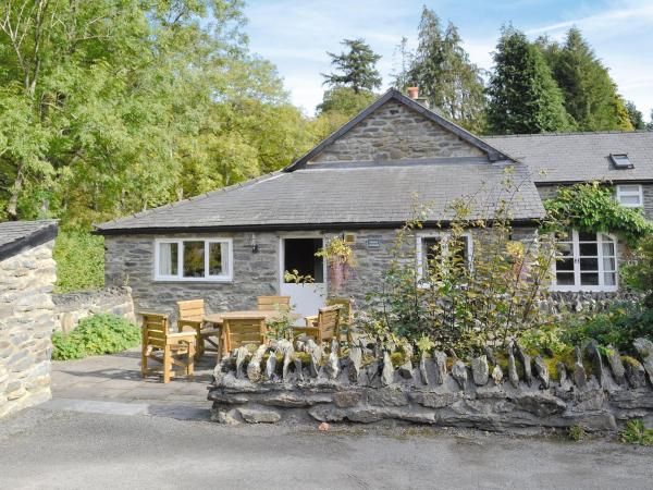 Stable Cottage in Corwen, Conwy, Wales