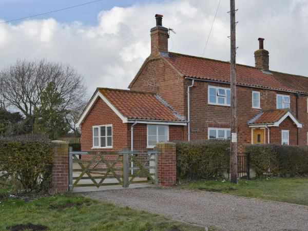 Bocott Cottage in Hemingby, Lincolnshire, England