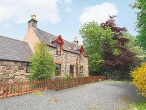 Smithy Cottage in Kinlochewe, Highland, Scotland