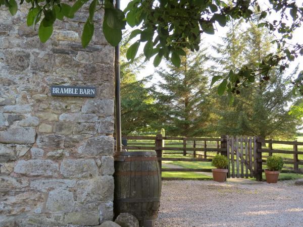 Bramble Barn in Trefonen, Shropshire, England