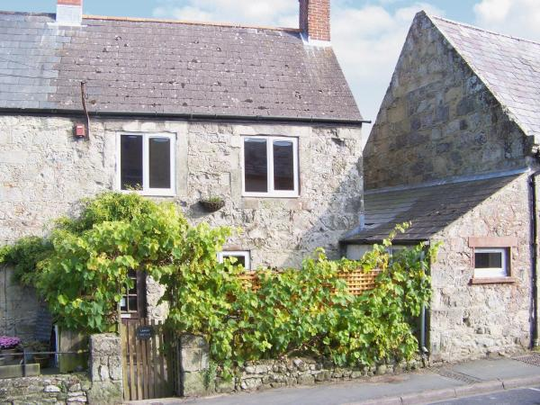 Lamont Cottage in Niton, Isle of Wight, England