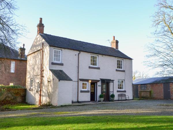 The Coach House in Cumwhinton, Cumbria, England