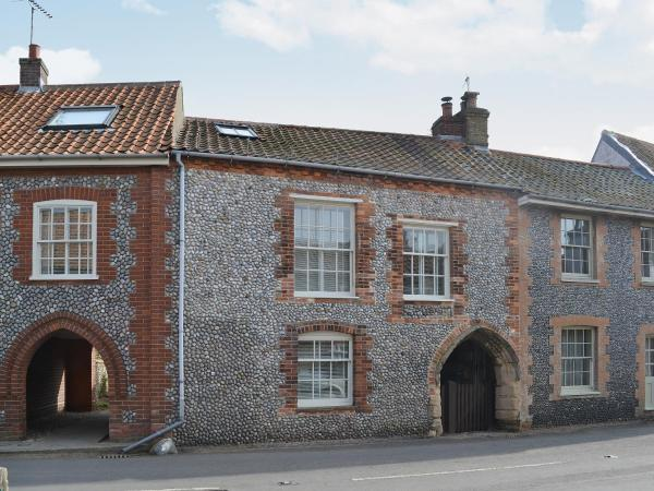 Maison De Quai in Cley next the Sea, Norfolk, England