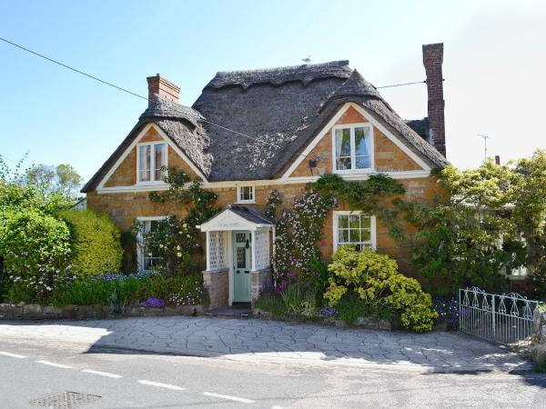 Swiss Cottage in Chideock, Dorset, England