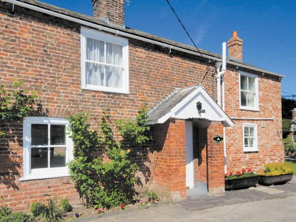 Salters Cottage in Wainfleet All Saints, Lincolnshire, England