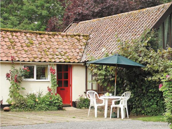 Frog Cottage in Crowfield, Suffolk, England