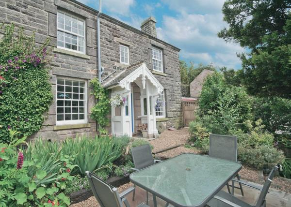 West View Cottage in Great Rowsley, Derbyshire, England