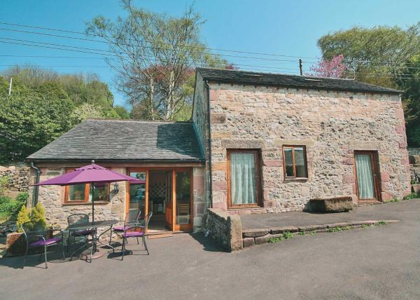 Wisteria Cottage III in Cromford, Derbyshire, England