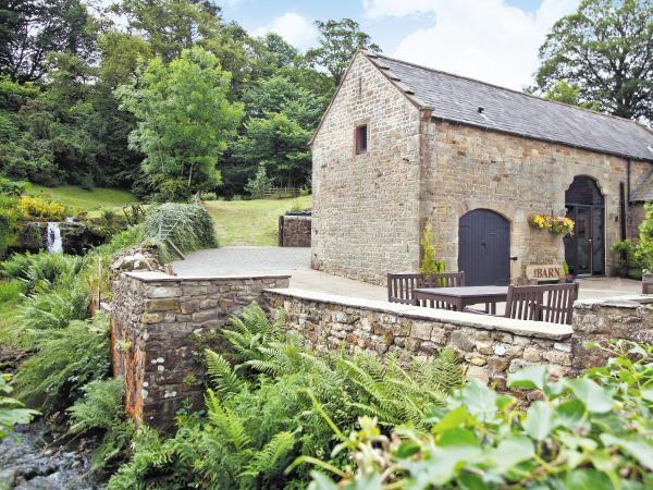 The Barn in Brampton, Cumbria, England