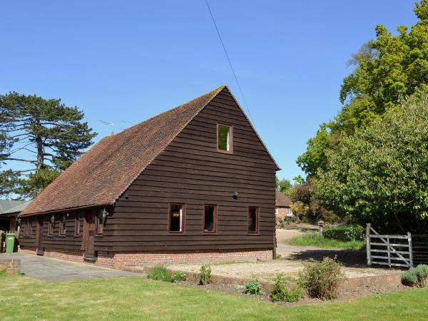 The Barn in Godstone, Surrey, England