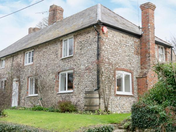 Old Post Office Cottage in Jevington, East Sussex, England