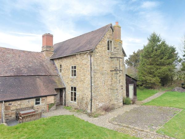 Number 1 Henley Cottage in Acton Scott, Shropshire, England