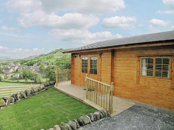 Crown Hill Lodge in Cononley, North Yorkshire, England