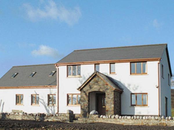 Bryncaws Farm in Cilybebyll, Neath Port Talbot, Wales