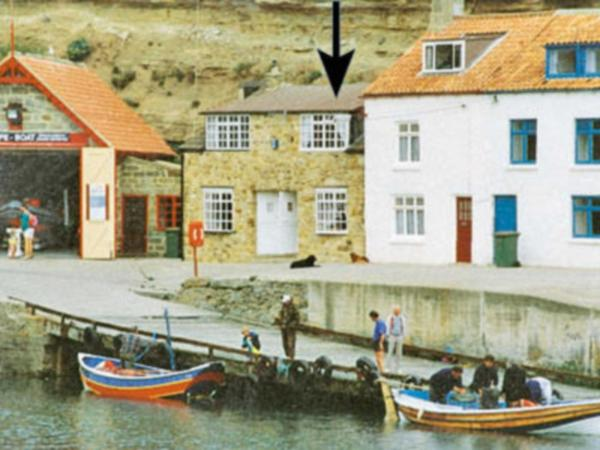 The Anchorage in Staithes, North Yorkshire, England