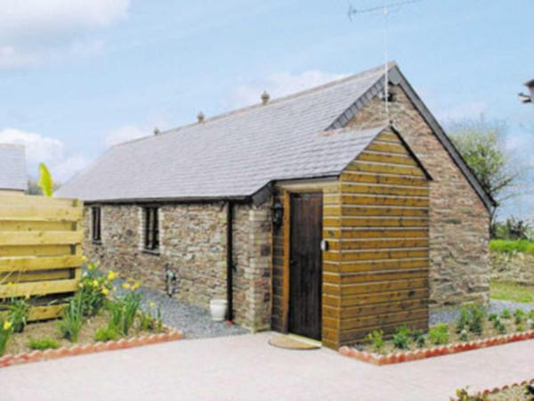 Porth Cottage in Perranporth, Cornwall, England