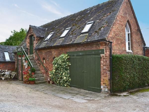 The Saddlery in Shirley, Derbyshire, England