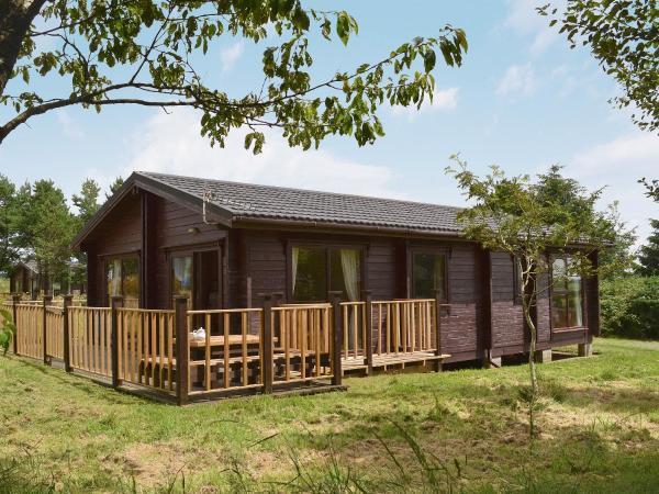 Lodge 88 in Clovelly, Devon, England
