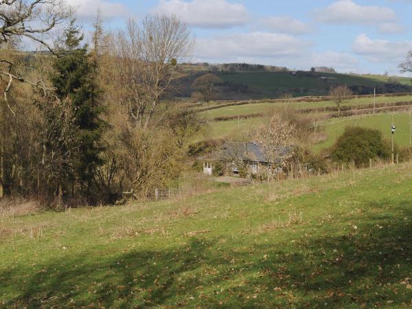 Longlands in Hay-on-Wye, Powys, Wales