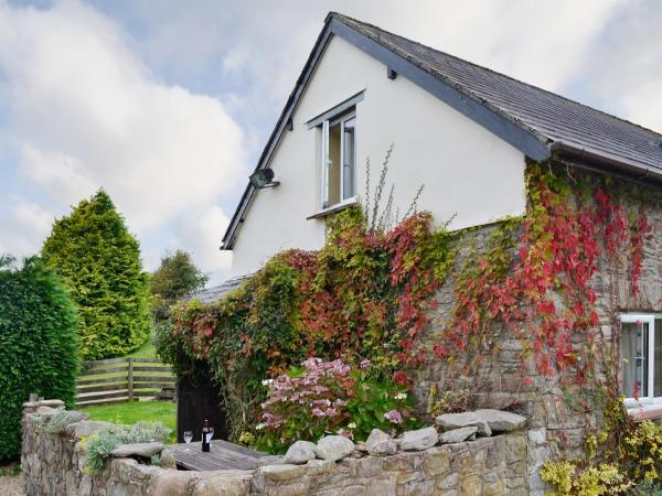 Quarme Cottage in Wheddon Cross, Somerset, England