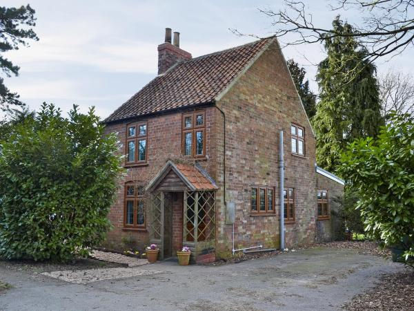 Beech Cottage in Kirkby on Bain, Lincolnshire, England
