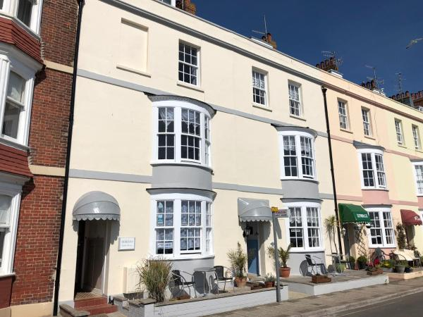 Horizon Guest House in Weymouth, Dorset, England