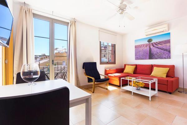 Apartamento Catedral Malagueño
