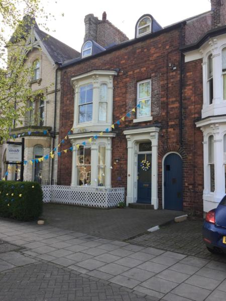 Windsor Guest House in Northallerton, North Yorkshire, England
