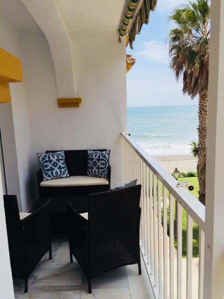 Beach Apartment Peñoncillo