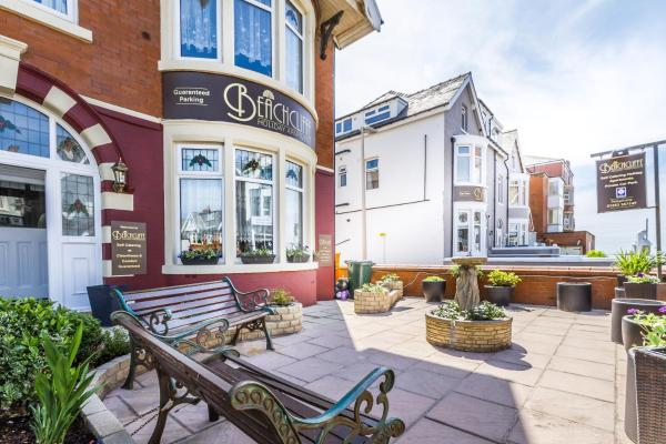 Beachcliffe Holiday Apartments in Blackpool, Lancashire, England