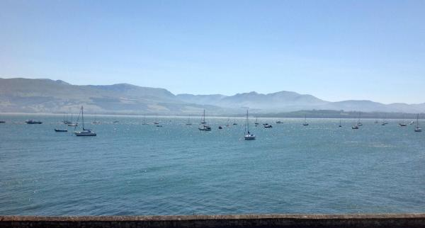 Ty Anne Guest House in Beaumaris, Isle of Anglesey, Wales