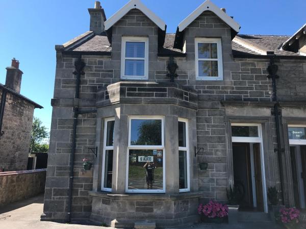 Ravenswood Guest House in Stirling, Stirlingshire, Scotland