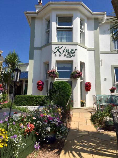 Kings Lodge in Torquay, Devon, England