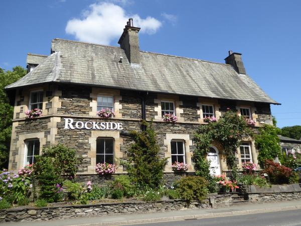 Rockside Guest House in Windermere, Cumbria, England