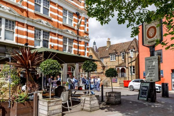 Orange Tree in Richmond upon Thames, Greater London, England