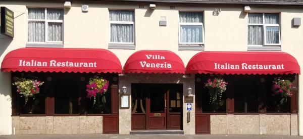 Villa Venezia in Birkenhead, Merseyside, England