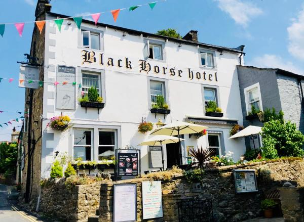 Black Horse Hotel in Grassington, North Yorkshire, England