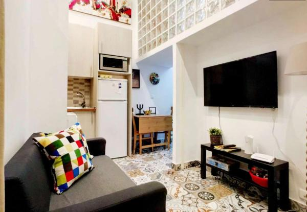 Beautiful duplex in the center of Madrid...