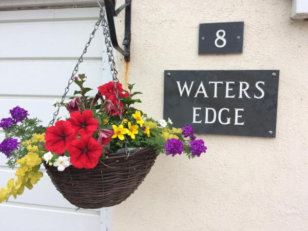 Water's Edge B&B in Mudeford, Dorset, England
