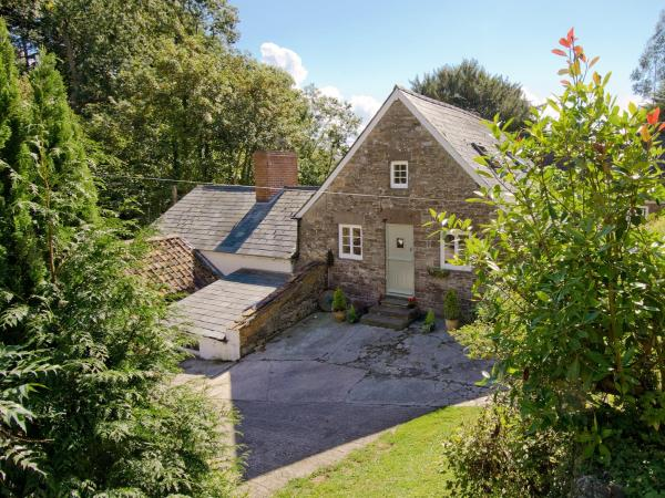 Anvil Cottage in Lower Soudley, Gloucestershire, England
