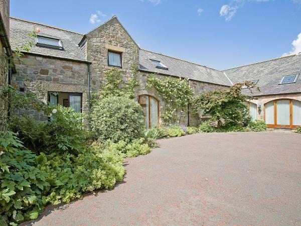 Grange Cottage in Belford, Northumberland, England