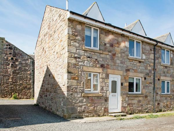 Daisy Cottage in Seahouses, Northumberland, England